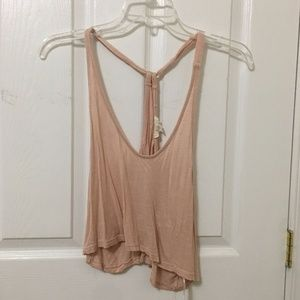 ⭐️ 2/$20 Urban Outfitters Pink Tank Top Cami